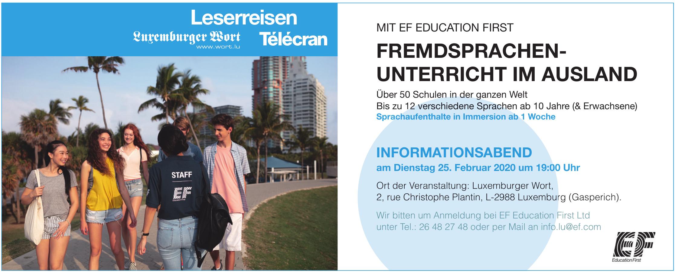 EF Education First Ltd.