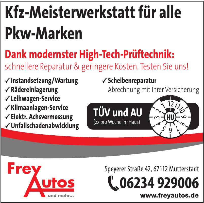 Frey Autos