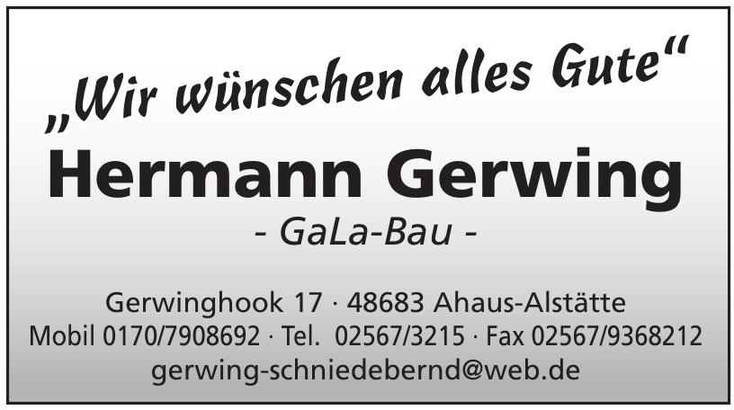Hermann Gerwing