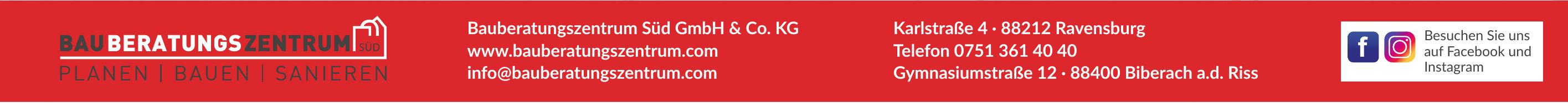 Bauberatungszentrum Süd GmbH & Co. KG