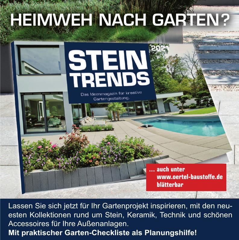 Stein Trends