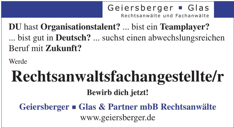 Geiersberger - Glas & Partner mbB Rechtsanwälte