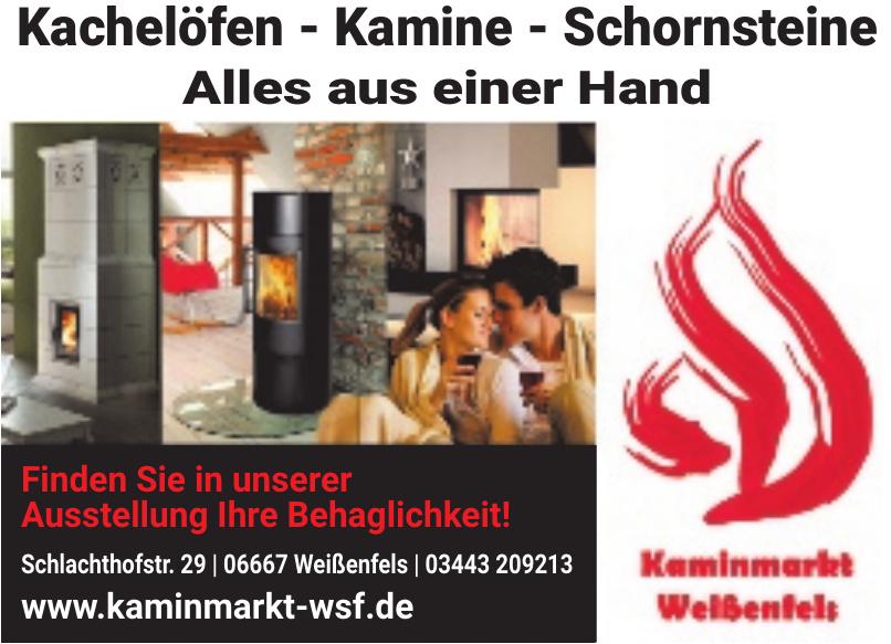 Kaminmarkt Weißenfels UG