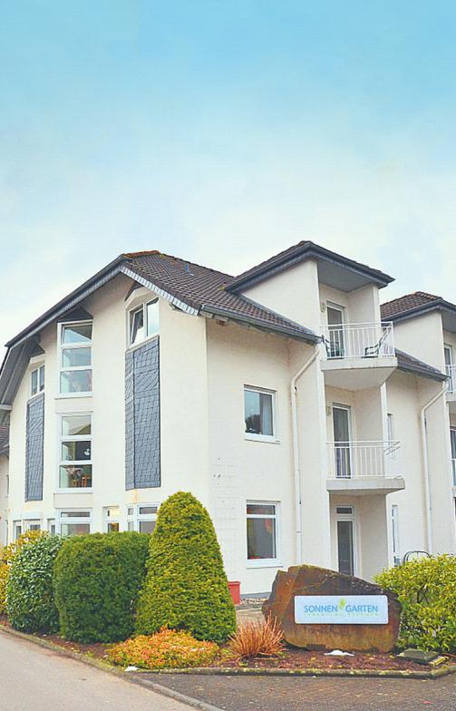 Bild: Haus Sonnengarten