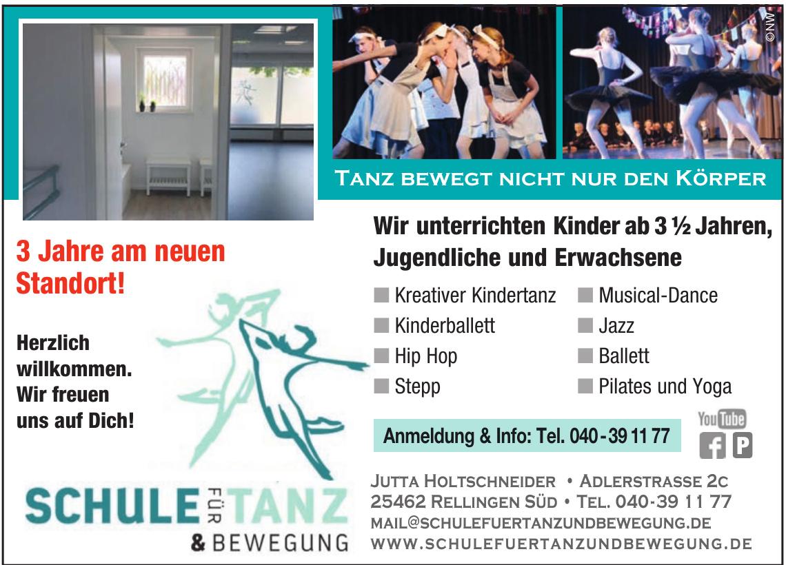 Schule für Tanz und Bewegung Jutta Holtschneider