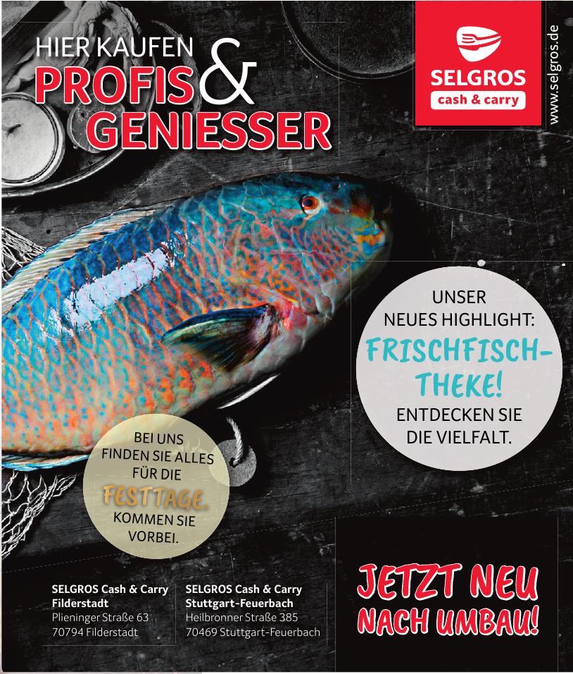 SELGROS Cash & Carry Filderstadt