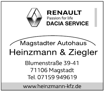 Heinzmann und Ziegler GmbH + Co KG