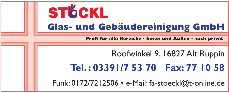 Stöckl Glas- und Gebäudereinigung GmbH
