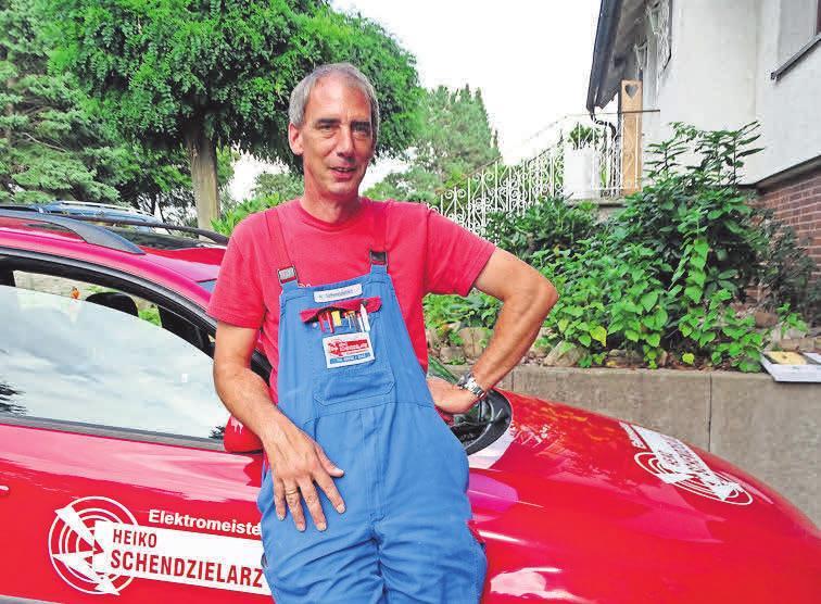 Firmenchef Heiko Schendzielarz
