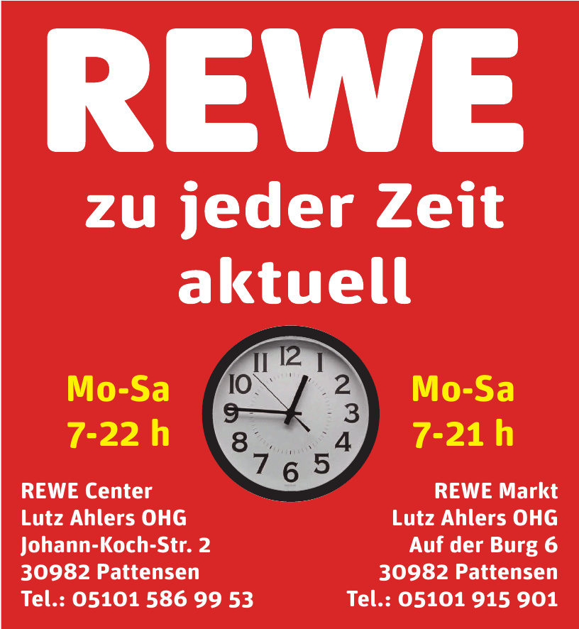 REWE Center Lutz Ahlers OHG