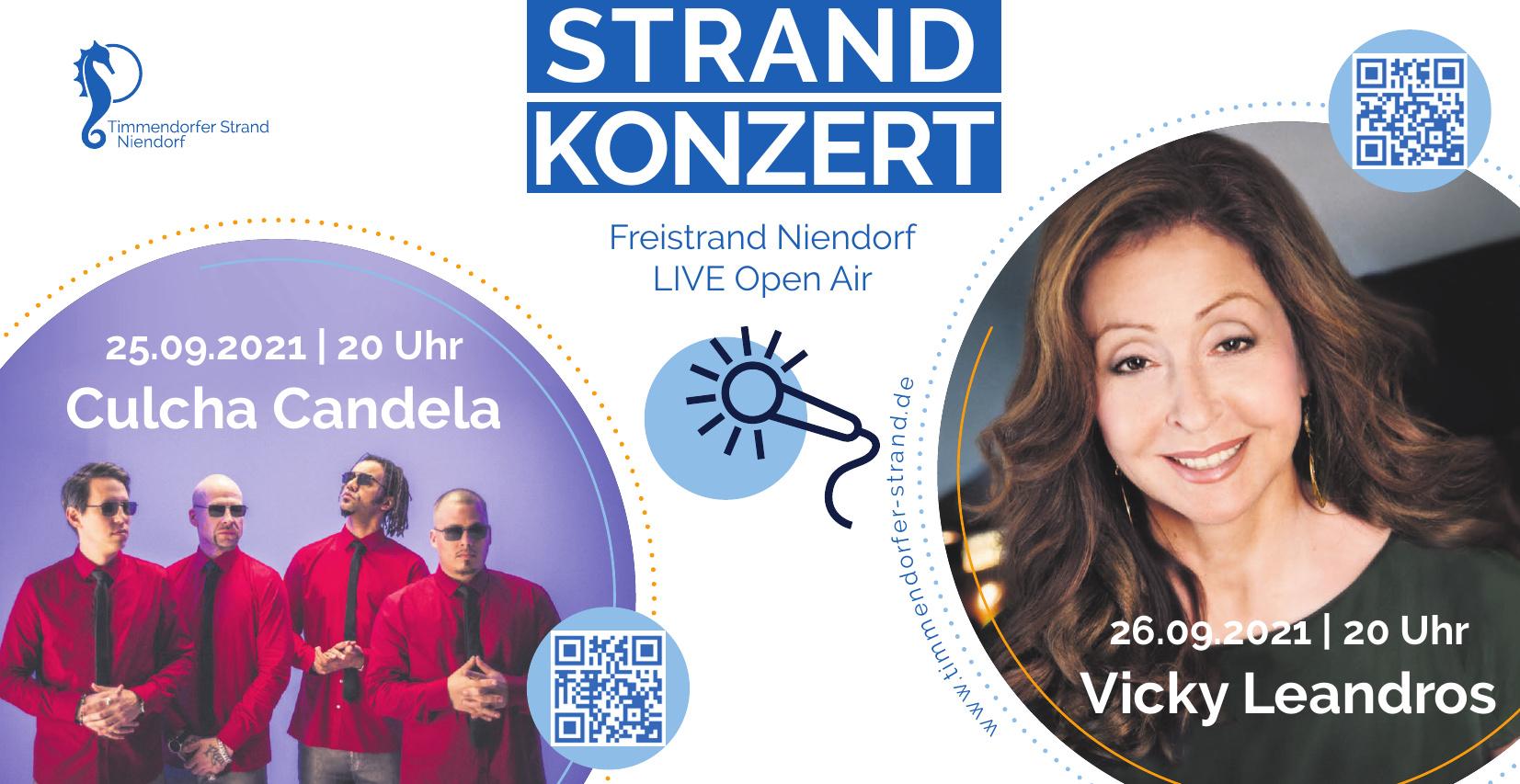 Timmendorfer Strand Niendorf - Strand Konzert