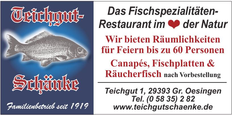 Teichgut-Schänke