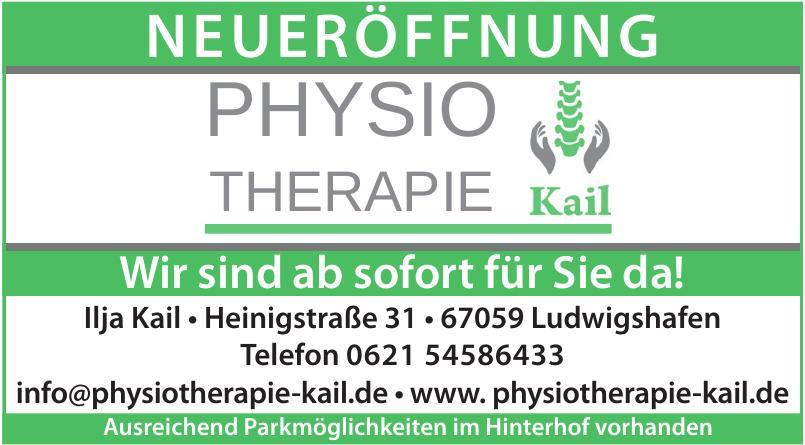 Physiotherapie Kail