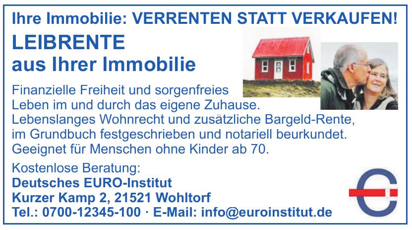 Deutsches EURO-Institut