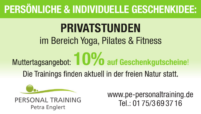 Personal Training Petra Englert