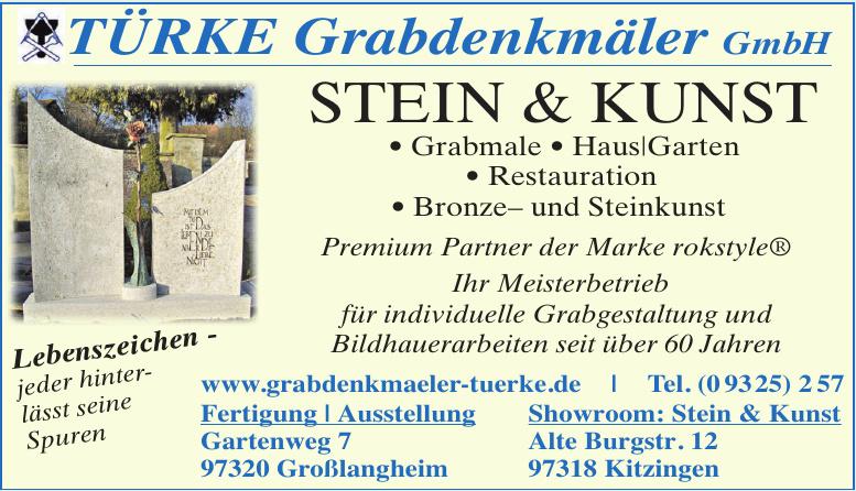Türke Grabdenkmäler GmbH