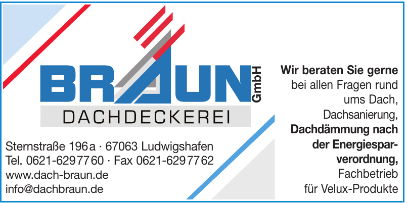 Braun Dachdeckerei GmbH