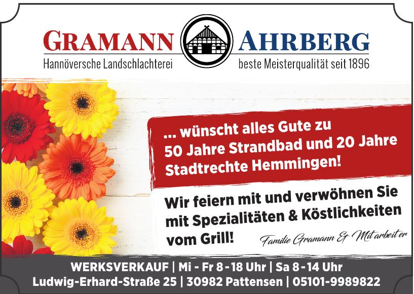 Hannöversche Landschlachterei Gramann & Ahrberg
