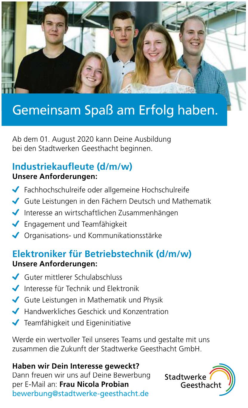 Stadtwerke Geesthacht GmbH