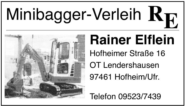Rainer Elflein