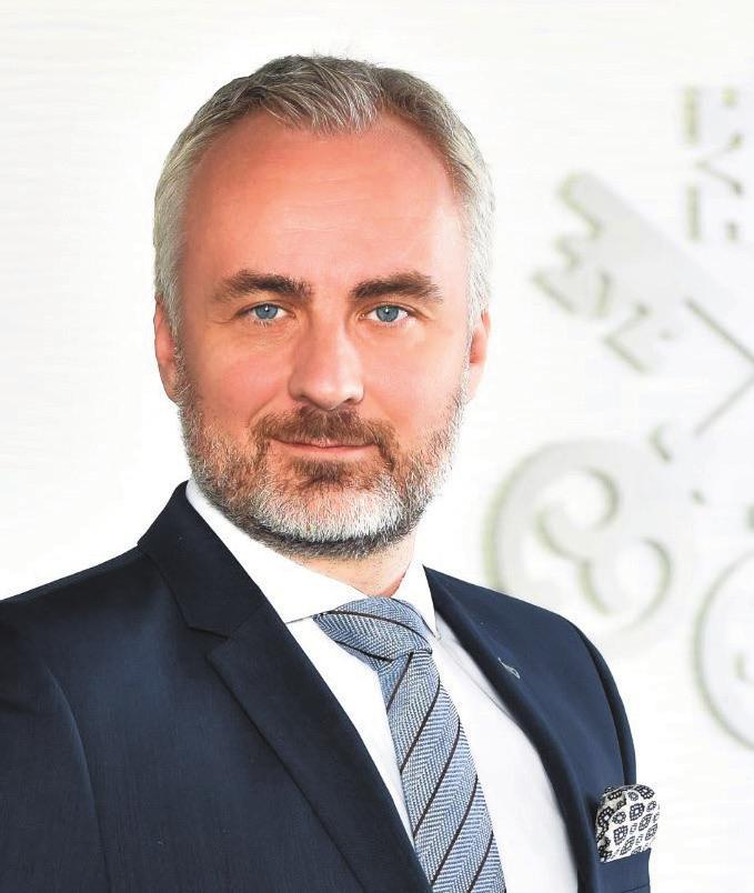 Andreas Bretschneider ist Leiter der UBS Niederlassung in Düsseldorf ©UBS