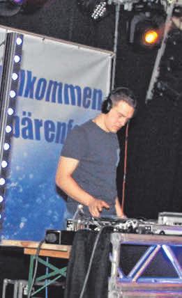 DJ Fab. FOTO: GERHARD RUNDEL