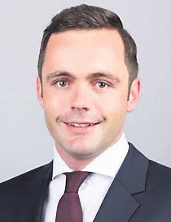 Philip Ineichen, Steuerberater BDO Solothurn/Olten, MLaw, Rechtsanwalt