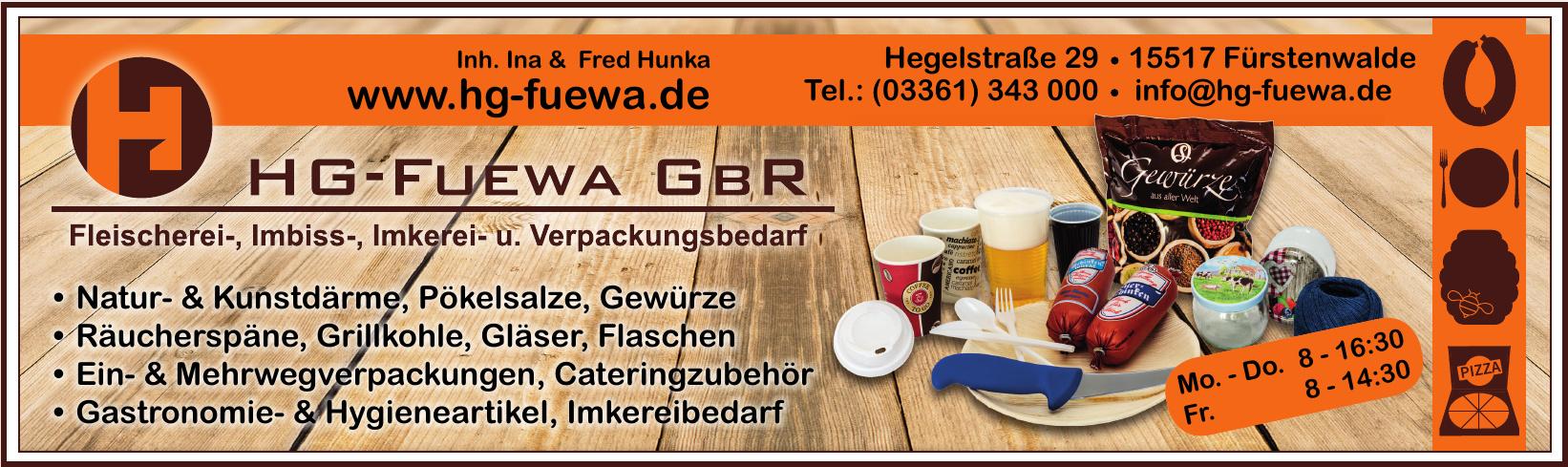 HG-Fuewa GbR