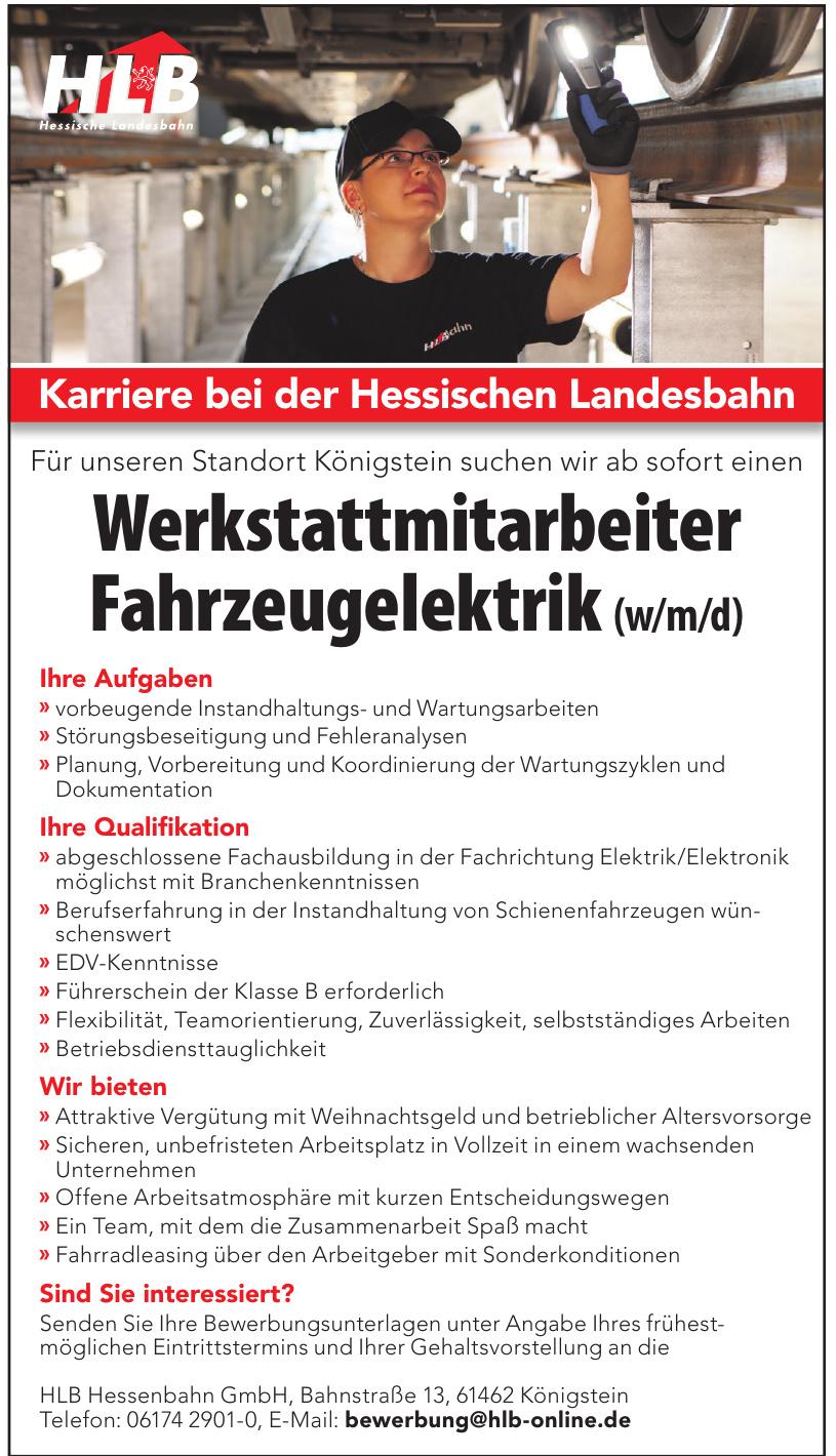 HLB Hessenbahn GmbH