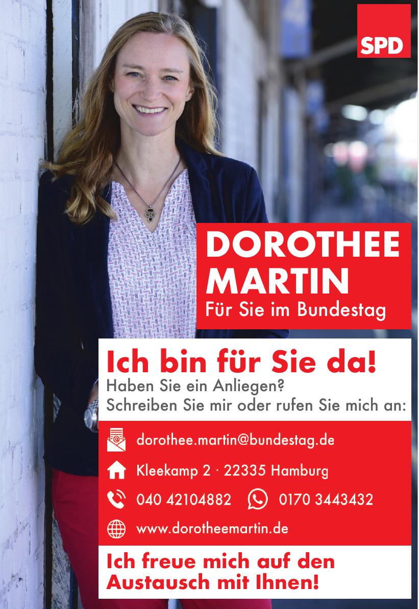SPD Dorothee Martin