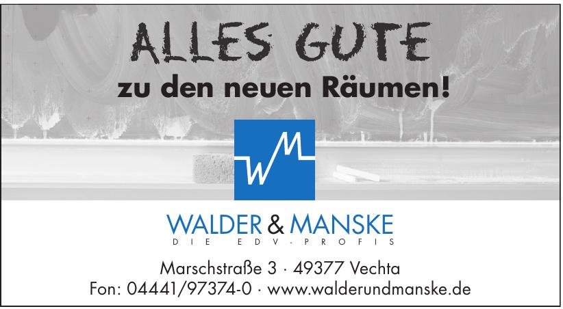 Walder & Manske