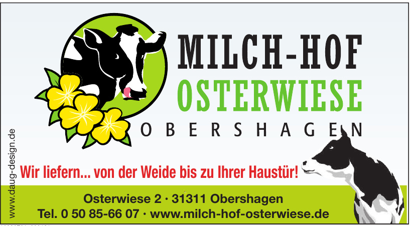Milch-Hof Osterwiese