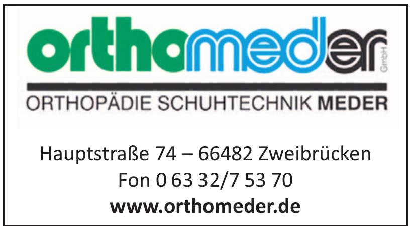 Orthomeder GmbH