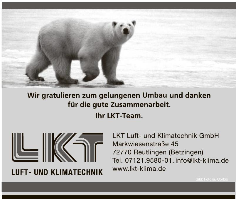 LKT Luft- und Klimatechnik GmbH