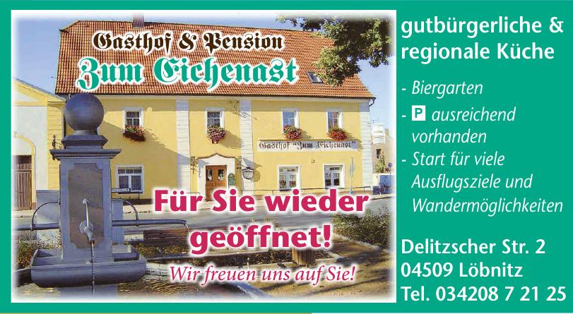 Gasthof & Pension Zum Eichenast