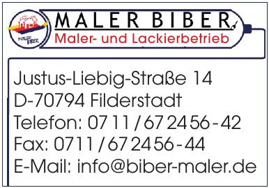 Maler Biber