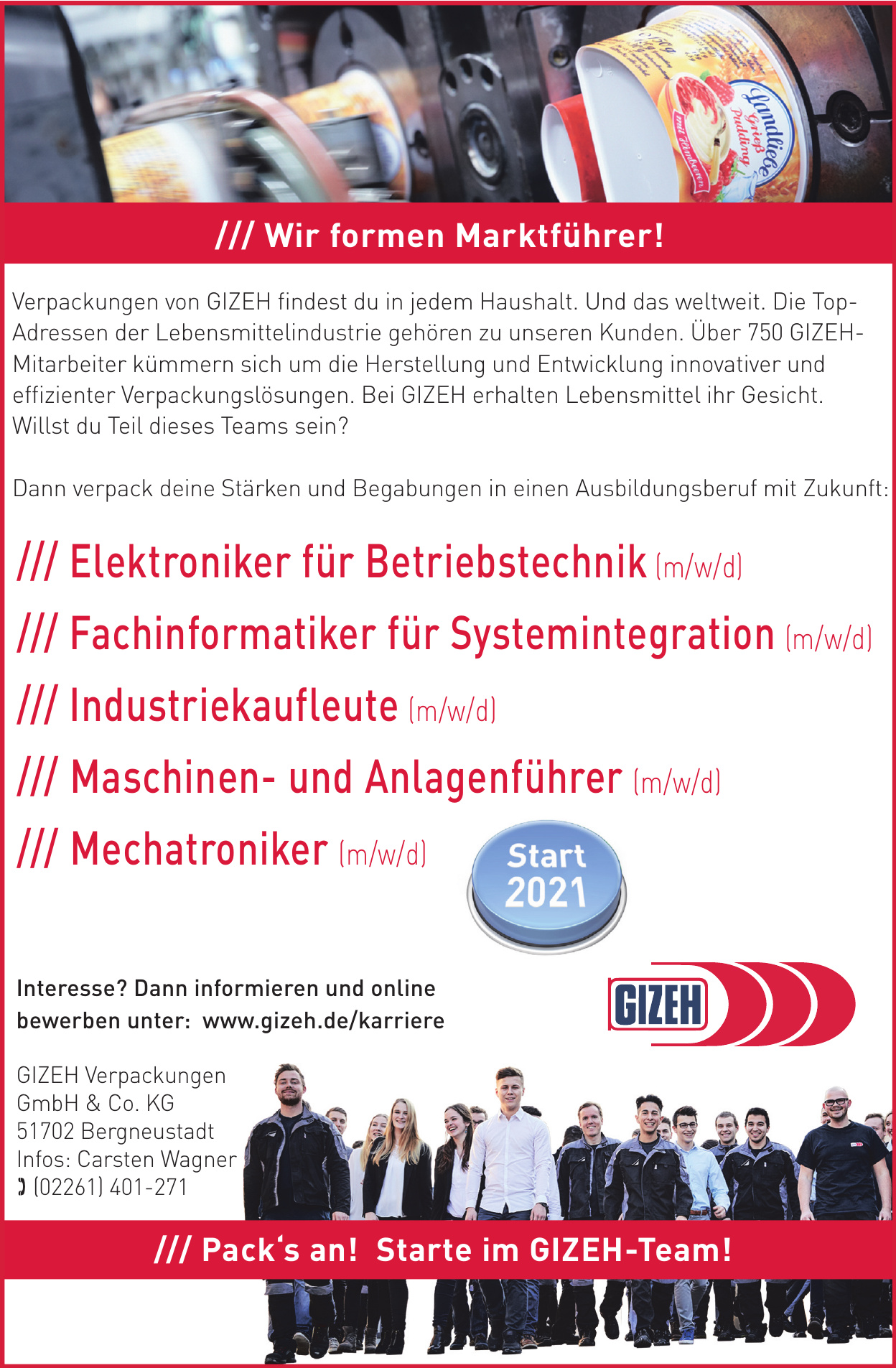GIZEH Verpackungen GmbH & Co. KG