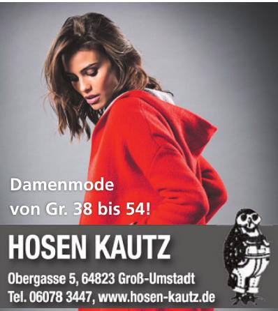 Hosen Kautz