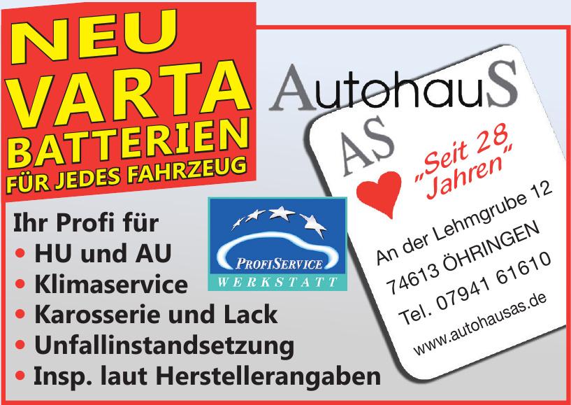 Autohaus AS