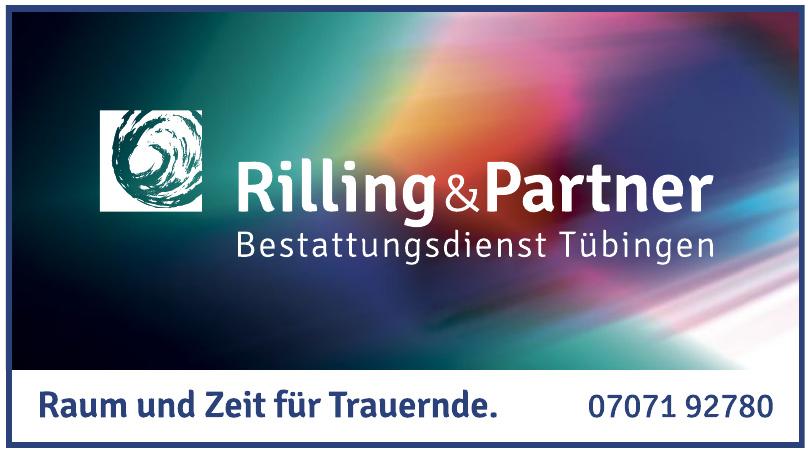 Rilling & Partner - Bestattungsdienst Tübingen