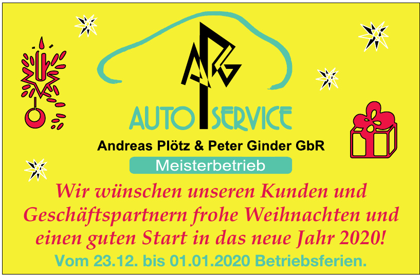 APG Autoservice Andreas Plötz & Peter Ginder GbR