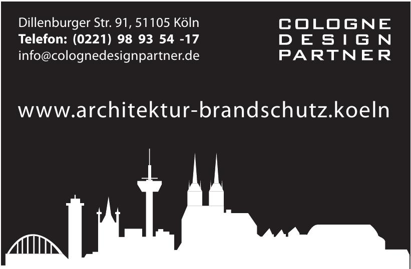 Cologne Design Partner