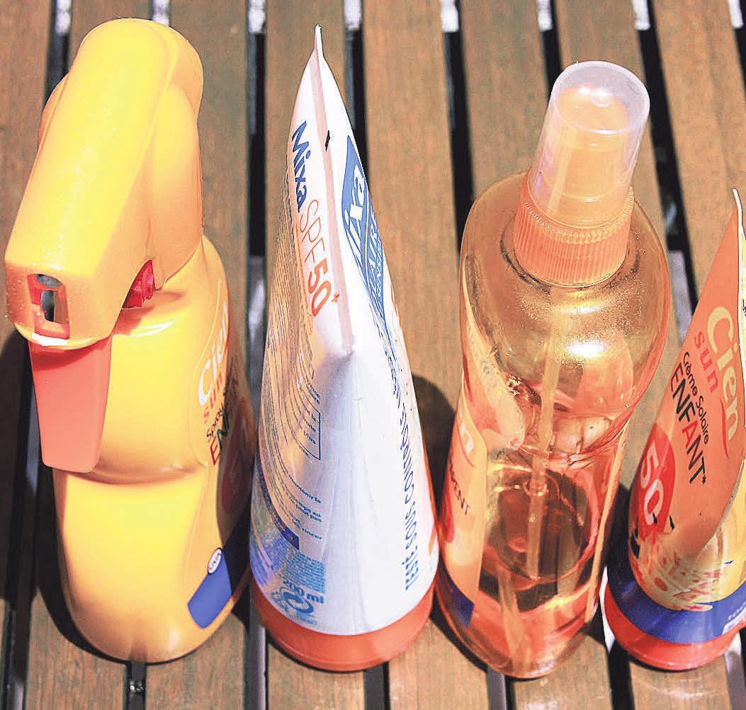 Es gibt für jeden Hauttyp die passende Sonnencreme, auch für Allergiker.