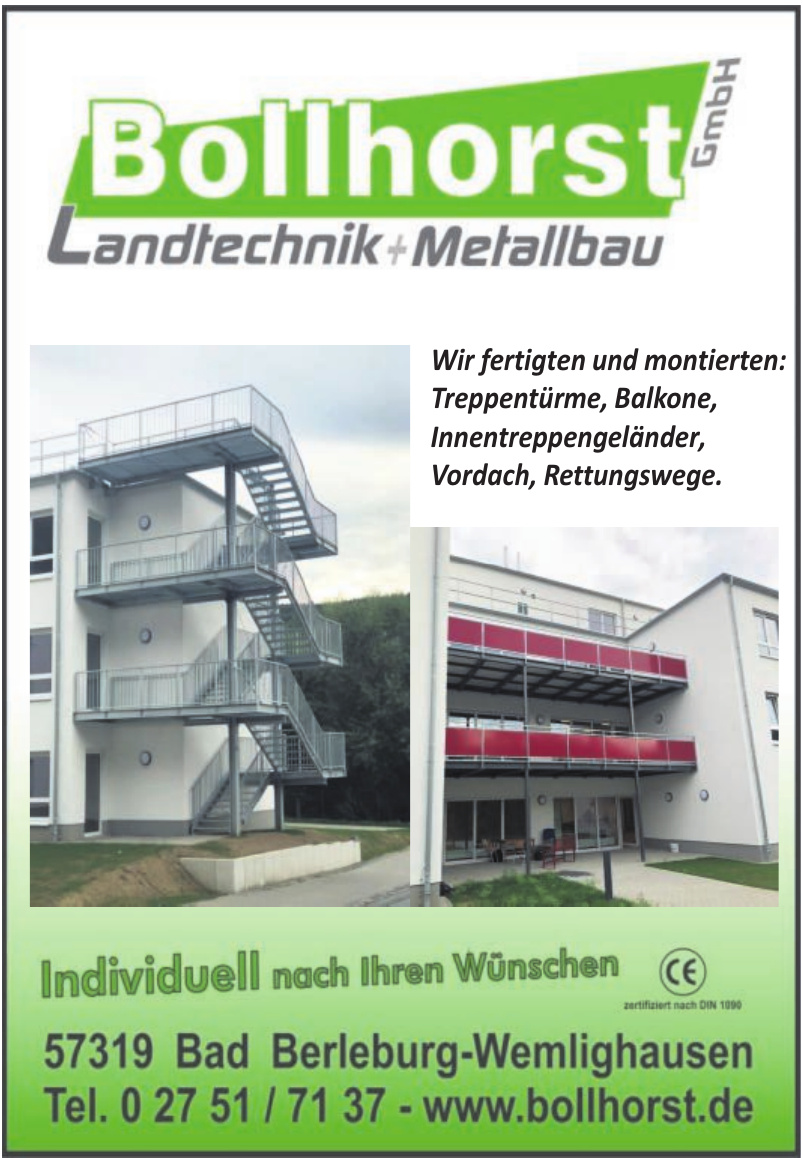 Uwe Bollhorst Landtechnik