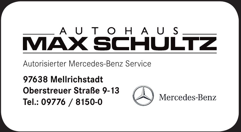 Autohaus Max Schultz