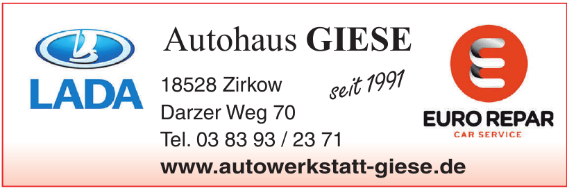 Autohaus Giese