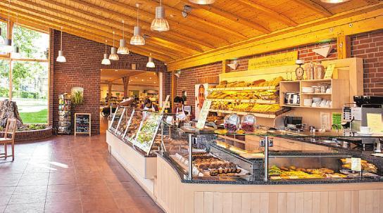 Auf dem Gut Wulksfelde gibt es jetzt auch sonntags Brot und Brötchen aus der Gutsbäckerei zu kaufen Foto: Gut Wulksfelde/D. Antonio