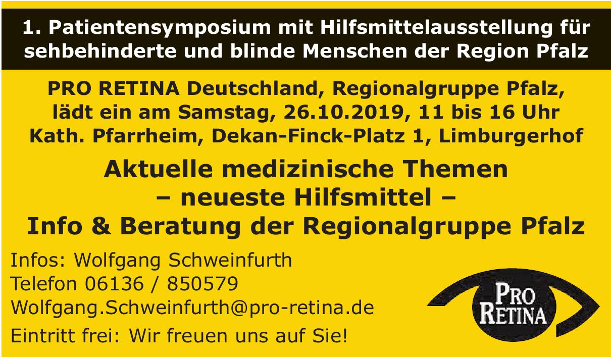 Pro Retina Deutschland
