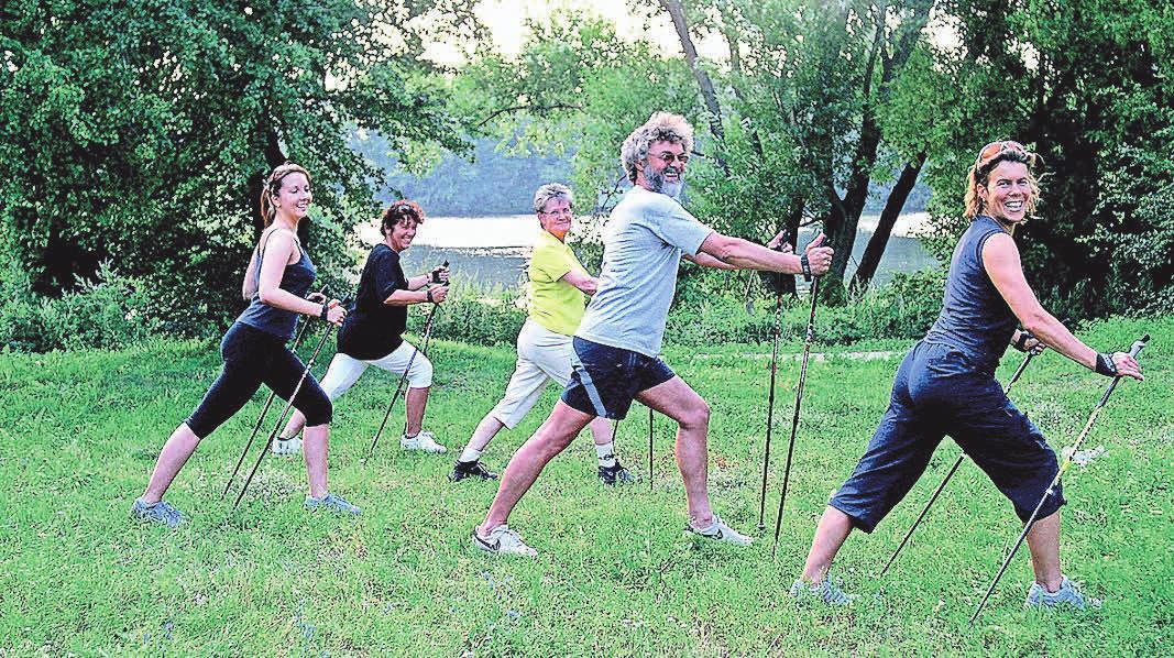 Durch die Gruppentherapie können Patienten körperliche Veränderungen und Diagnosen miteinander teilen.Foto: Centrovital