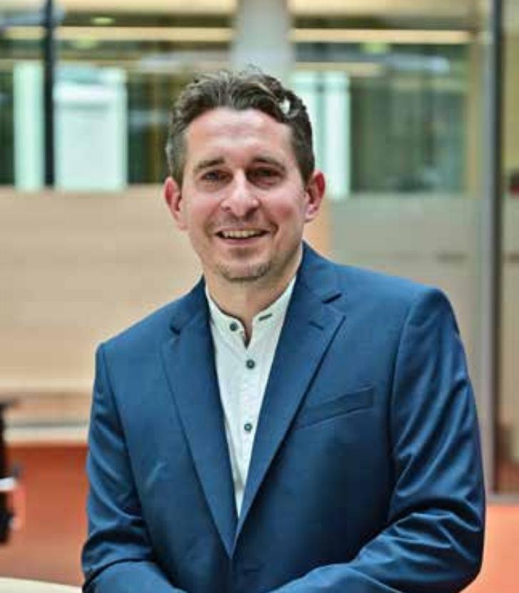 Volksbank Krefeld, Abteilungsleiter Wohnen und Finanzieren Hendrik Ahrens
